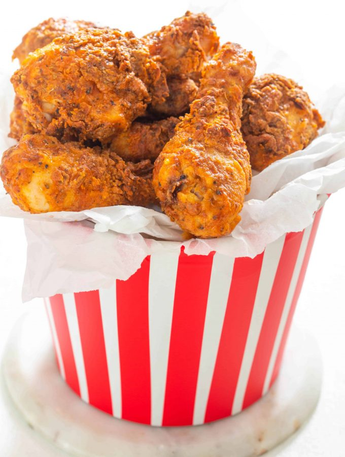 Air fryer KFC Southern Fried Chicken Drumsticks
