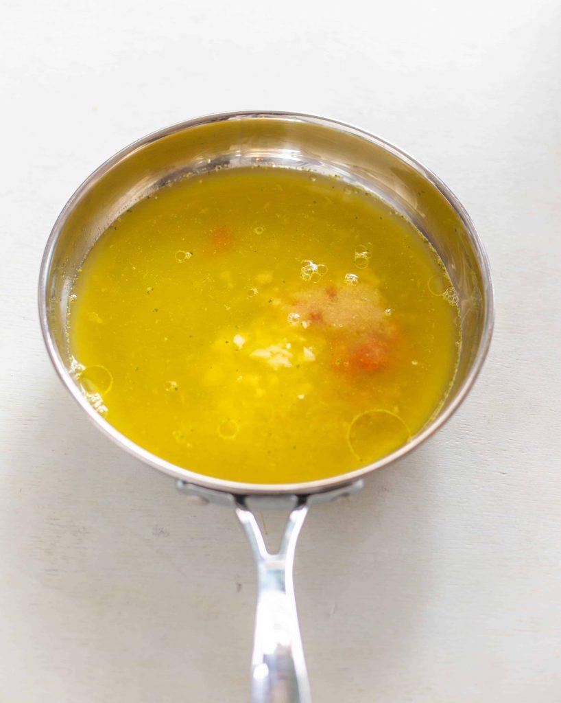 Air fryer orange chicken sauce